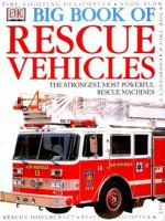 Big Book of Rescue Vehicles