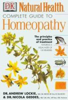 Complete Guide To Homeopathy