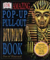 The Amazing Pop-up Pull-out Mummy