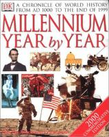 Millennium, Year by Year 2000