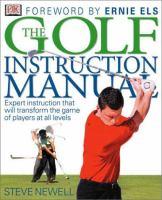 Golf Instruction Manual