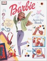 Barbie Fun to Make Activity Book