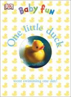 One Little Duck Went Swimming One Day!