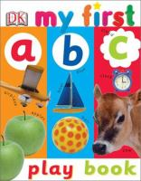My First ABC Play Book