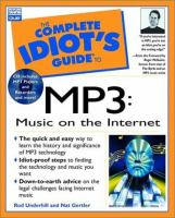 The Complete Idiot's Guide To MP#