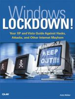 Windows Lockdown!