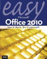 Easy Microsoft Office 2010