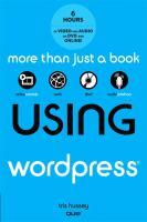Using WordPress
