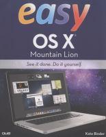 Easy OS X Mountain Lion