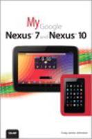 My Google Nexus 7 and Nexus 10