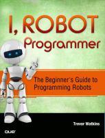 I, Robot Programmer