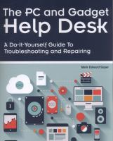 The PC and Gadget Help Desk