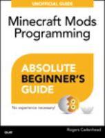 Minecraft Mods Programming