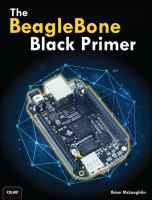 The Beaglebone Black Primer