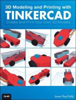 3D Modeling and Printing With Tinkercad