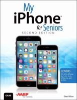 My IPhone for Seniors