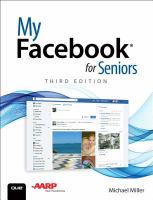 My Facebook for Seniors