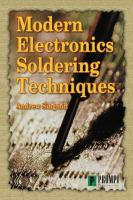 Modern Electronics Soldering Techniques