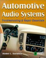Automotive Audio Systems