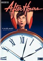 After Hours(RESTRICTED,DVD,Griffin Dunne)
