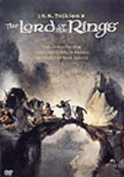 The Lord of the rings [videorecording (DVD)]