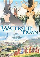 Watership Down [videorecording (DVD)].