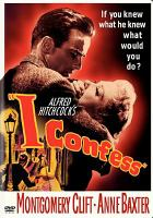 "Alfred Hitchcock's ""I Confess"""