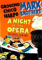 The Marx Brothers Collection: A Night at the Opera