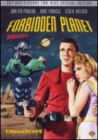 Forbidden planet [videorecording (DVD)]