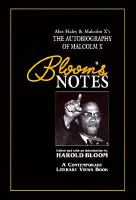 Alex Haley & Malcolm X's The Autobiography of Malcolm X