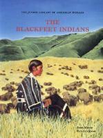 The Blackfeet Indians