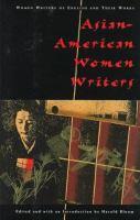 Asian-American Women Writers