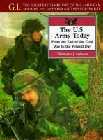The U.S. Army Today