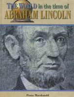 The World in the Time of Abraham Lincoln