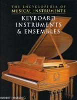 Keyboard Instruments & Ensembles