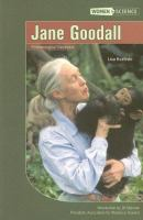 Jane Goodall, Primatologist/naturalist