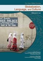 Globalization, Language, and Culture