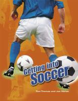Getting Into Soccer