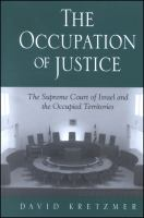 The Occupation of Justice