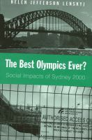The Best Olympics Ever?