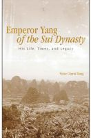 Emperor Yang of the Sui Dynasty
