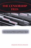 The Censorship Files