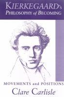 Kierkegaard's Philosophy of Becoming