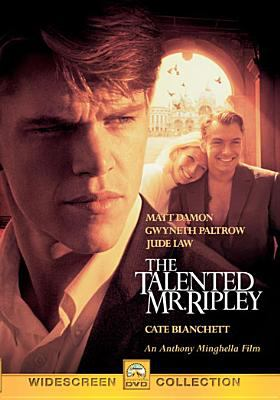 Cover image for The Talented Mr. Ripley