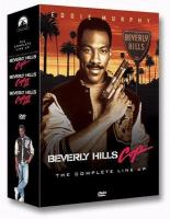 Beverly Hills Cop, the Complete Line up