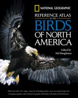 Reference Atlas to the Birds of North America