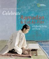 Celebrate Ramadan & Eid Al-fitr