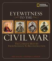 Eyewitness to the Civil War