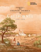 California, 1542-1850