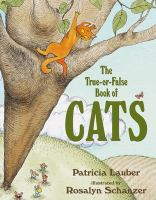 The True-or-false Book of Cats